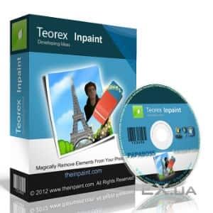 Teorex Inpaint 5.5 Rus + Portable