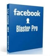 Программа Facebook Blaster Pro v11.0.0