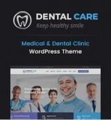 Dental Care для стоматологической клиники