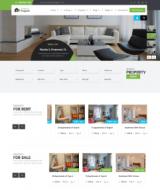 Лендинг недвижимость Property Expert