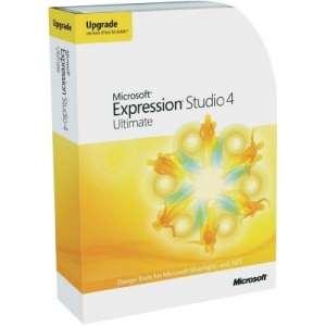 Программа Expression Studio 4 Ultimate