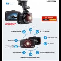 Лендинг продажа видеорегистраторов