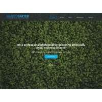 Landing page для креативных фотографов