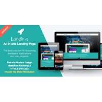Landlr v1.5.2 – The All-in-One Landing Page