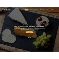 HTML шаблон для кафе и ресторанов