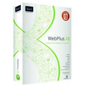Serif WebPlus X8 16.0.1.21+русификатор