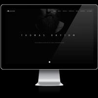 Шаблоны одностраничных сайтов html
