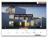 Лендинг недвижимость South для агентств недвижимости