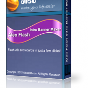 Aleo Flash Intro Banner Make 4.0 Rus