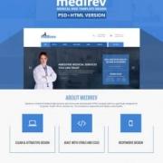 Лендинг для медицинских услуг