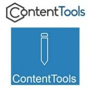 Content Tools редактор контента сайтов