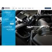 Лучший лендинг ремонт автомобилей