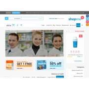 HTML шаблон интернет магазина