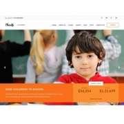 Landing page для детских садиков