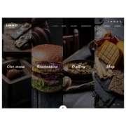 Современные HTML шаблоны для ресторанов